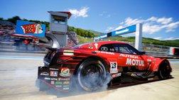 Η Nissan πήρε τη νίκη στο Super GT, στην πίστα του Fuji Speedway