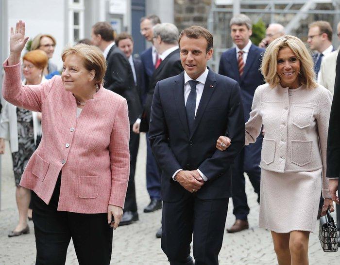 Μήνυμα Μακρόν στη Γερμανία για την μεταρρύθμιση της ΕΕ