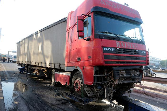 Ποινική δίωξη με βαριές κατηγορίες για τον οδηγό της νταλίκας