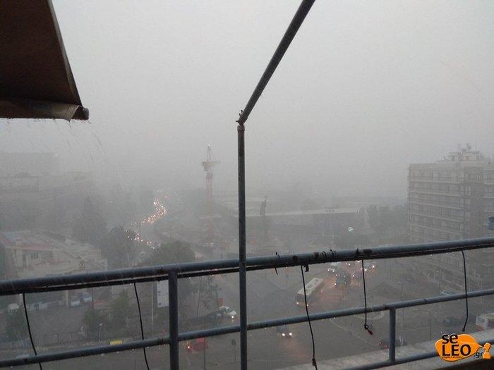 Κλειστά σχολεία αύριο στη Θεσσαλονίκη λόγω της καταιγίδας - εικόνα 9