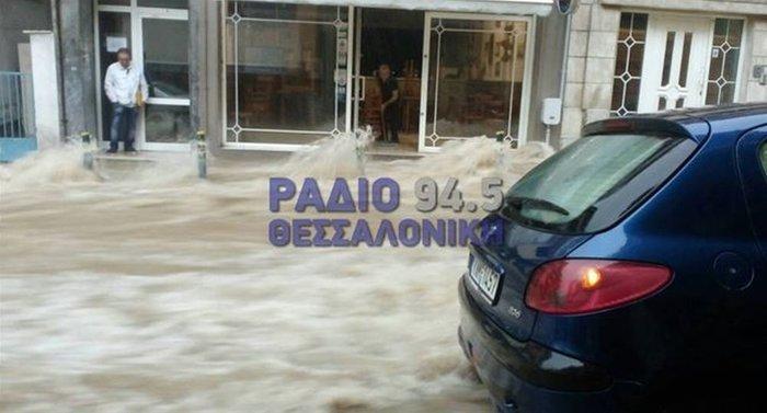 Κλειστά σχολεία αύριο στη Θεσσαλονίκη λόγω της καταιγίδας - εικόνα 14