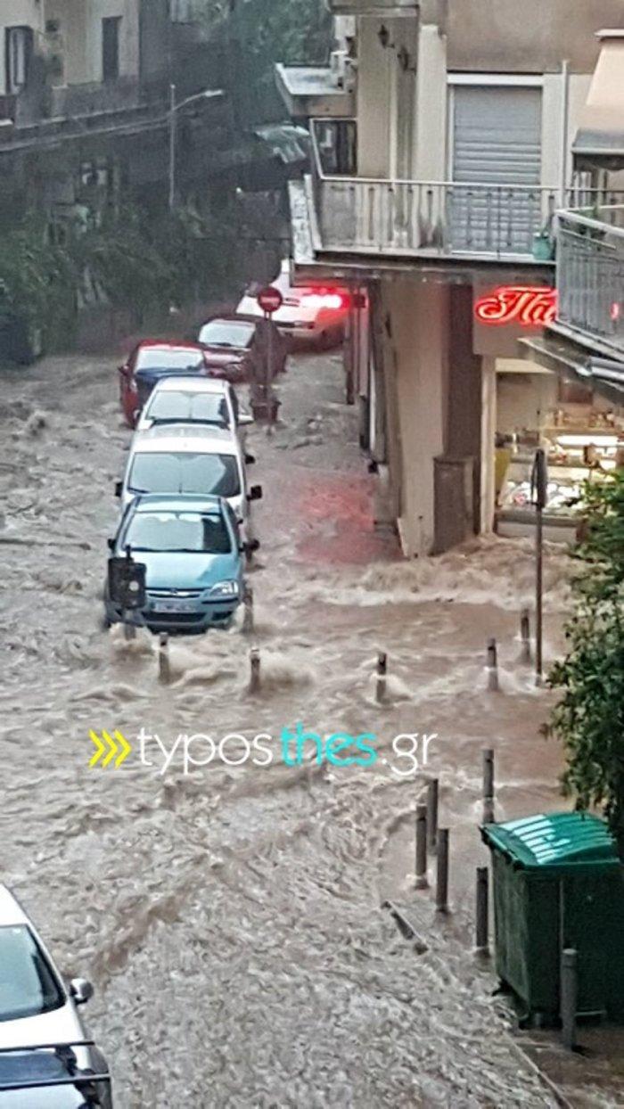 Κλειστά σχολεία αύριο στη Θεσσαλονίκη λόγω της καταιγίδας - εικόνα 15