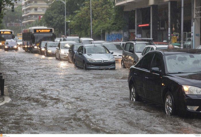 Κλειστά σχολεία αύριο στη Θεσσαλονίκη λόγω της καταιγίδας - εικόνα 12