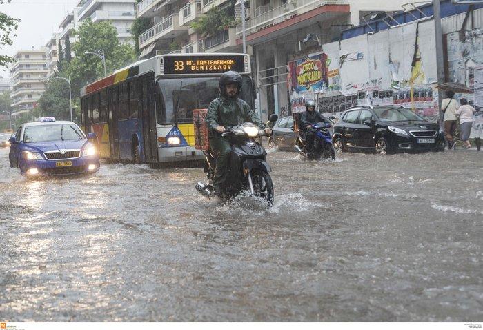 Κλειστά σχολεία αύριο στη Θεσσαλονίκη λόγω της καταιγίδας - εικόνα 13