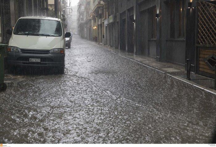 Κλειστά σχολεία αύριο στη Θεσσαλονίκη λόγω της καταιγίδας - εικόνα 20