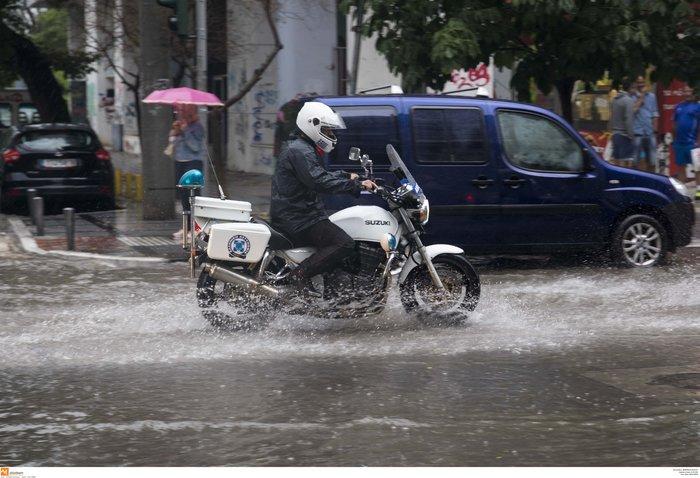 Κλειστά σχολεία αύριο στη Θεσσαλονίκη λόγω της καταιγίδας - εικόνα 21