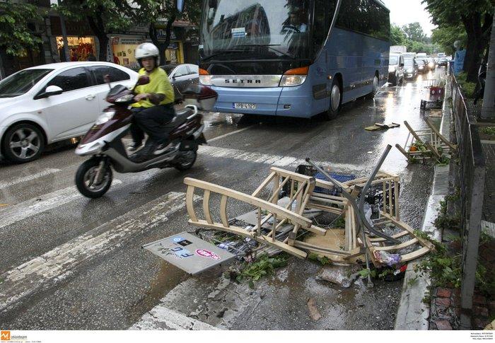 Κλειστά σχολεία αύριο στη Θεσσαλονίκη λόγω της καταιγίδας - εικόνα 8