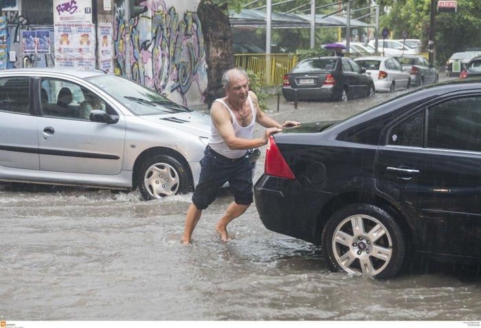 Κλειστά σχολεία αύριο στη Θεσσαλονίκη λόγω της καταιγίδας - εικόνα 10