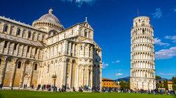 Το μυστικό του πύργου της Πίζας αποκάλυψαν Βρετανοί & Ιταλοί μηχανικοί