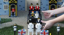 Η Lego για τον βασιλικό γάμο του Χάρι και της Μέγκαν