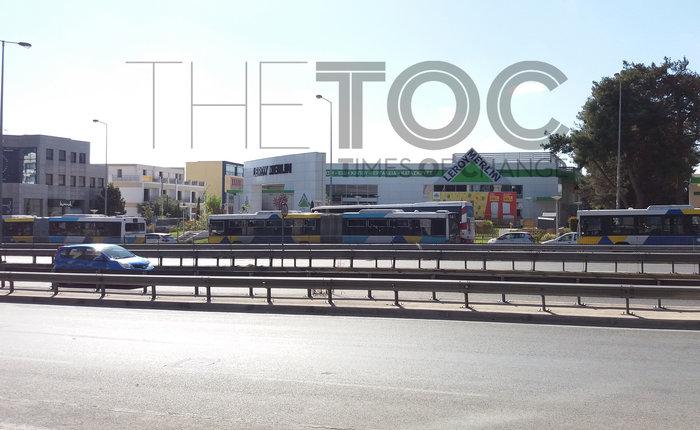 Στο ΟΑΚΑ τα πρώτα πούλμαν με τους οπαδούς του ΠΑΟΚ [Φωτο-TOC] - εικόνα 6