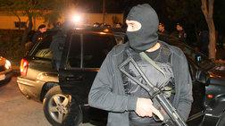 Η στιγμή που οι άνδρες των ΕΚΑΜ συλλαμβάνουν τους ισοβίτες