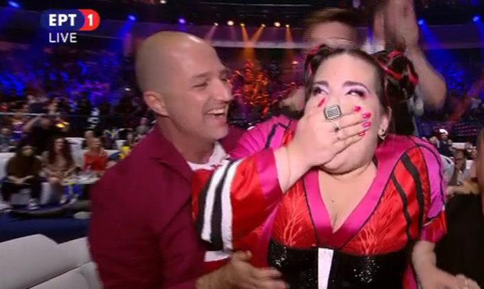 """Το Ισραήλ & η """"διαφορετική"""" Νέτα στην κορυφή της Eurovision"""