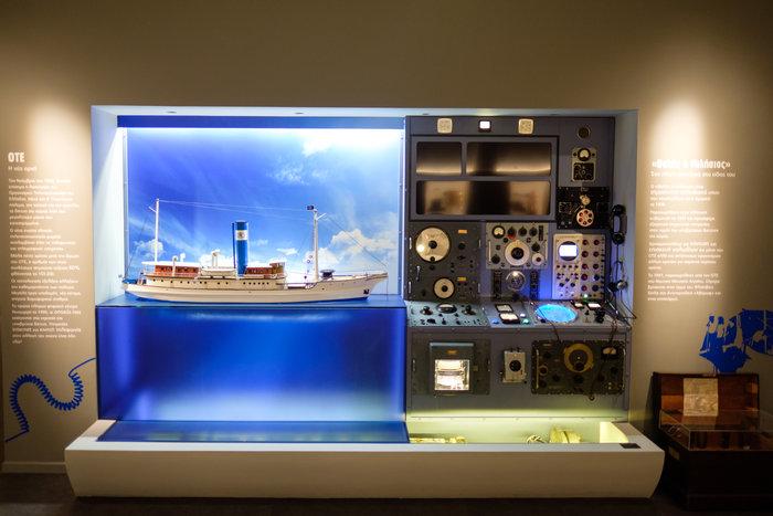 Το θαυμαστό Μουσείο Tηλεπικοινωνιών του ΟΤΕ - εικόνα 7