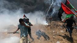 Η Γάζα «φλέγεται»: 52 νεκροί και πάνω από 1.700 τραυματίες