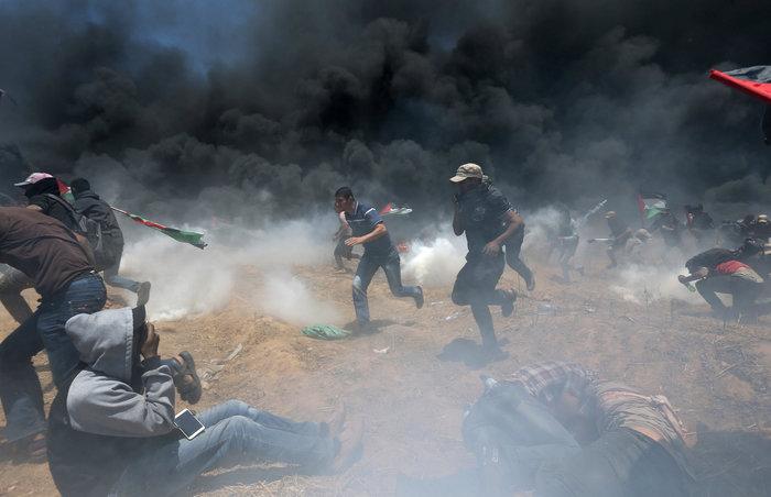 Θύελλα διπλωματικών αντιδράσεων για το λουτρό αίματος στη Γάζα - εικόνα 2
