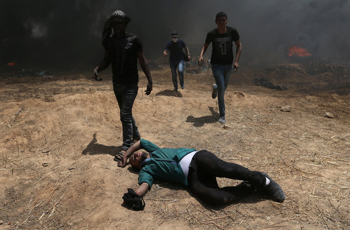Θύελλα διπλωματικών αντιδράσεων για το λουτρό αίματος στη Γάζα - εικόνα 4