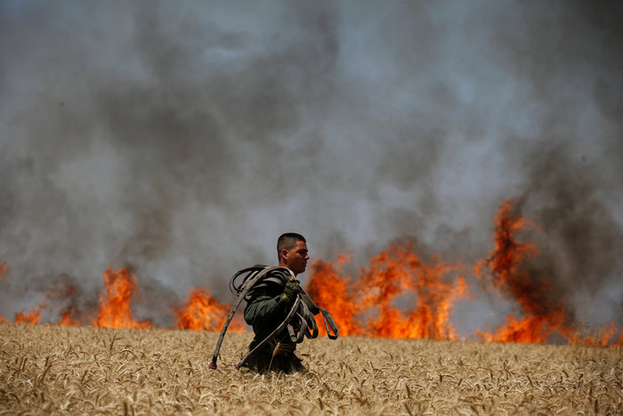 Θύελλα διπλωματικών αντιδράσεων για το λουτρό αίματος στη Γάζα - εικόνα 5