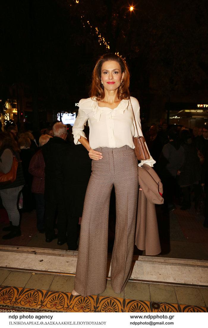 Τζίνα Αλιμόνου: Αβάσιμες και θλιβερές οι κατηγορίες του πρώην συζύγου μου