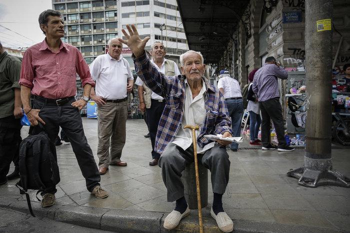Στους δρόμους οι συνταξιούχοι για τις νέες περικοπές