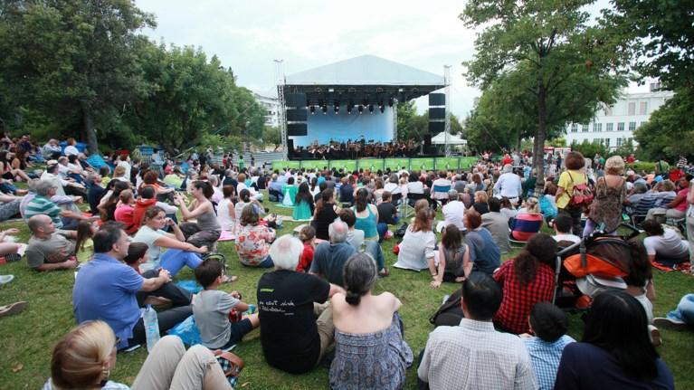 Έρχεται το καλοκαίρι στον κήπο του Μεγάρου Μουσικής  85dad8ebdcc