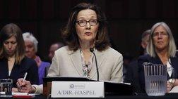 Πράσινο φως στον διορισμό της Χάσπελ στην CIA