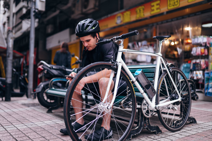 Pushme: Πώς ένα πανέξυπνο ελληνικό startup αυξάνει την αντοχή του ποδηλάτη