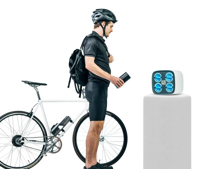 Pushme: Πώς ένα πανέξυπνο ελληνικό startup αυξάνει την αντοχή του ποδηλάτη - εικόνα 5