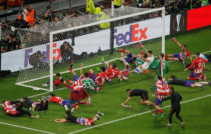 Η Ατλέτικο Μαδρίτης κατέκτησε το Γιουρόπα Λιγκ - εικόνα 2