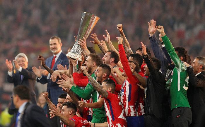 Η Ατλέτικο Μαδρίτης κατέκτησε το Γιουρόπα Λιγκ - εικόνα 3