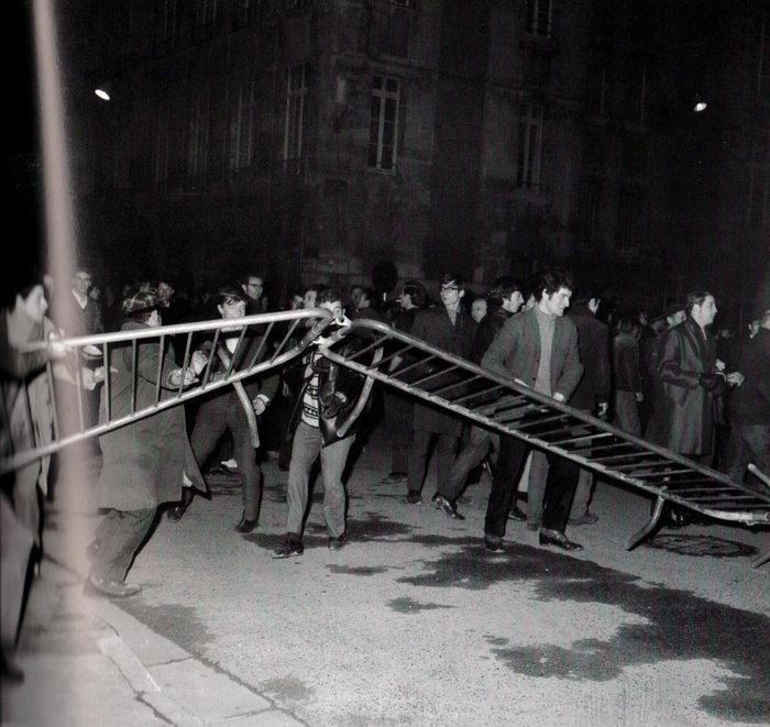 Η κατάληψη του πανεπιστημίου της Ναντέρ