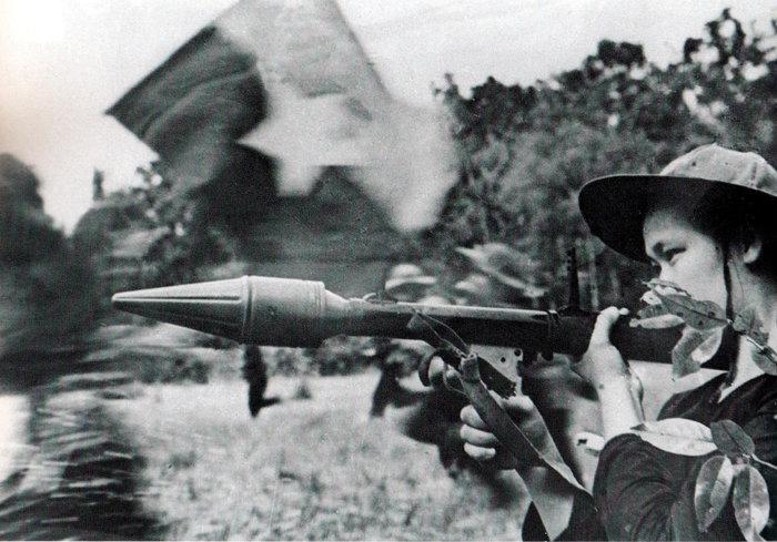 Ο πόλεμος του Βιετνάμ