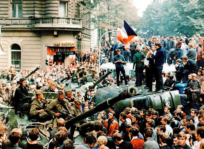 Η άνοιξη της Πράγας