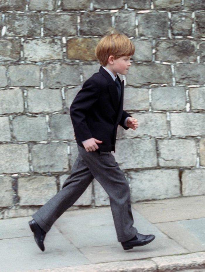 Οταν ο πρίγκιπας Χάρι ήταν παιδί - Οι πιο τρυφερές φωτογραφίες του - εικόνα 7