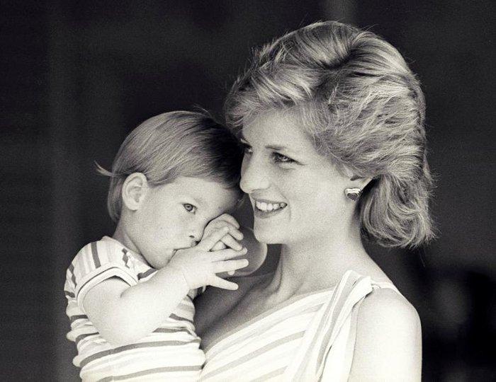 Οταν ο πρίγκιπας Χάρι ήταν παιδί - Οι πιο τρυφερές φωτογραφίες του - εικόνα 8