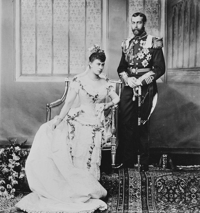 Βασίλισσα Μαίρη του Τεκ