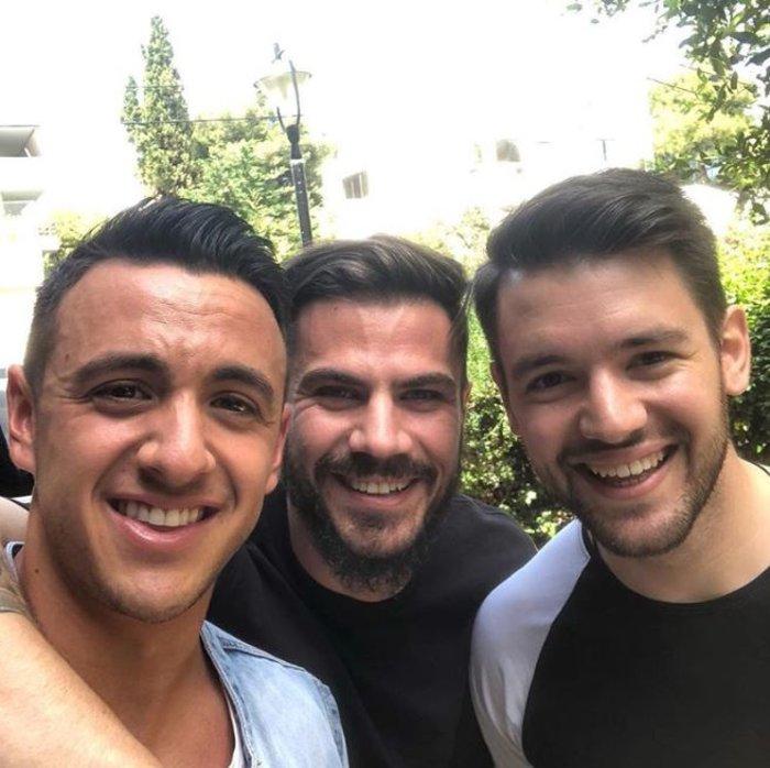 Ποιον από τους τρεις Έλληνες MasterChef πήγε να... κλέψει ο Alpha;