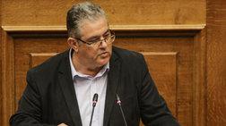Συζήτηση Novartis: Το ΚΚΕ αποχωρεί από τη συνεδρίαση και την ψηφοφορία