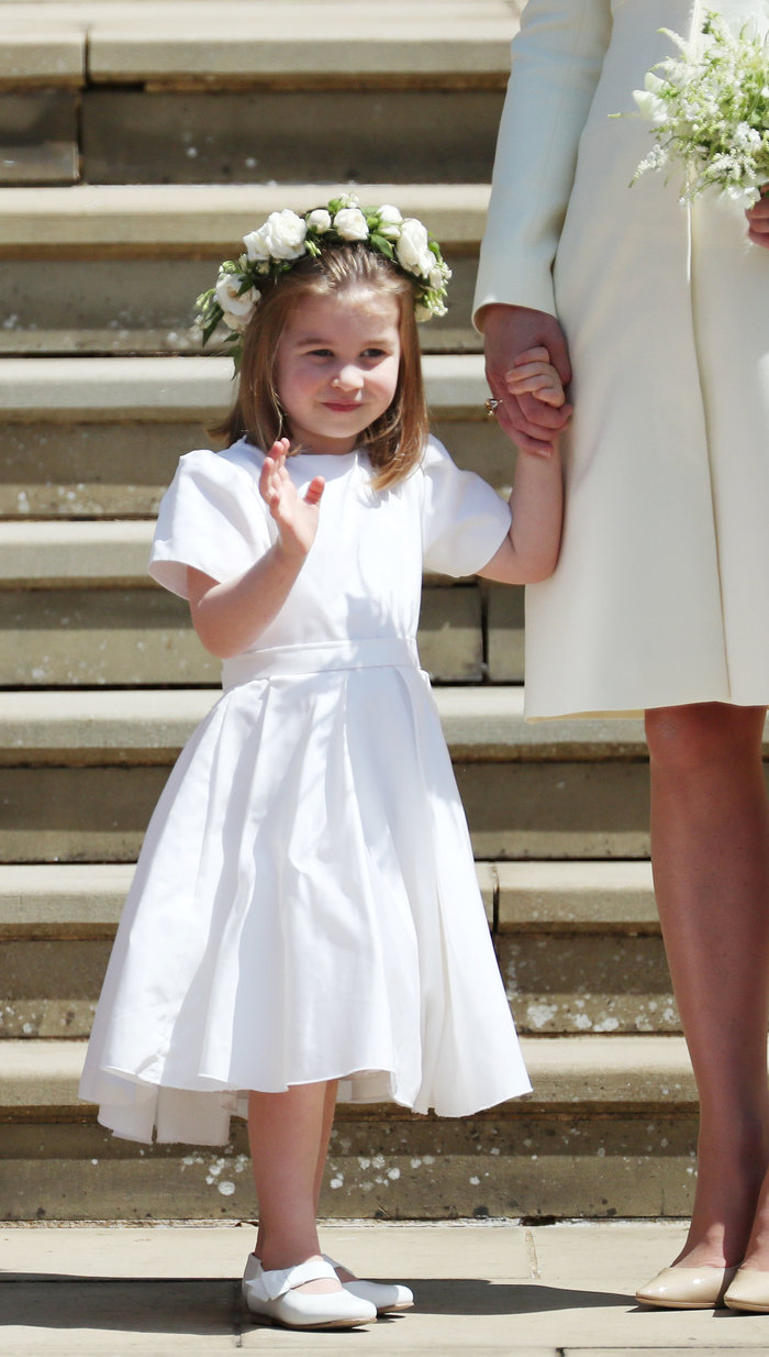 Τζορτζ και Σαρλοτ: Πώς η χαριτωμένη πριγκίπισσα ξετρέλανε και πάλι τα πλήθη - εικόνα 5
