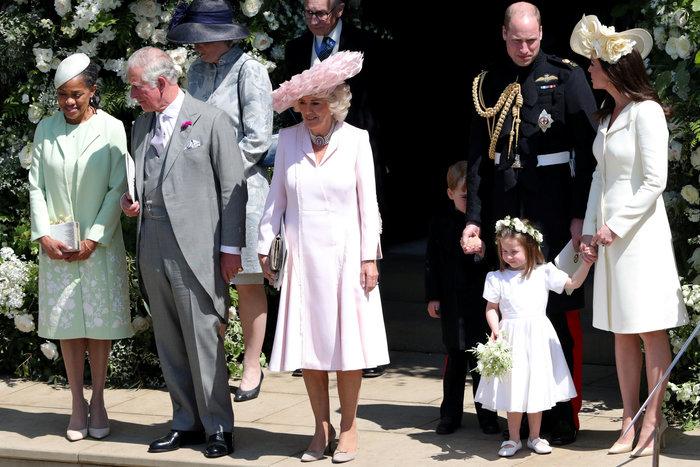 Τζορτζ και Σαρλοτ: Πώς η χαριτωμένη πριγκίπισσα ξετρέλανε και πάλι τα πλήθη - εικόνα 6