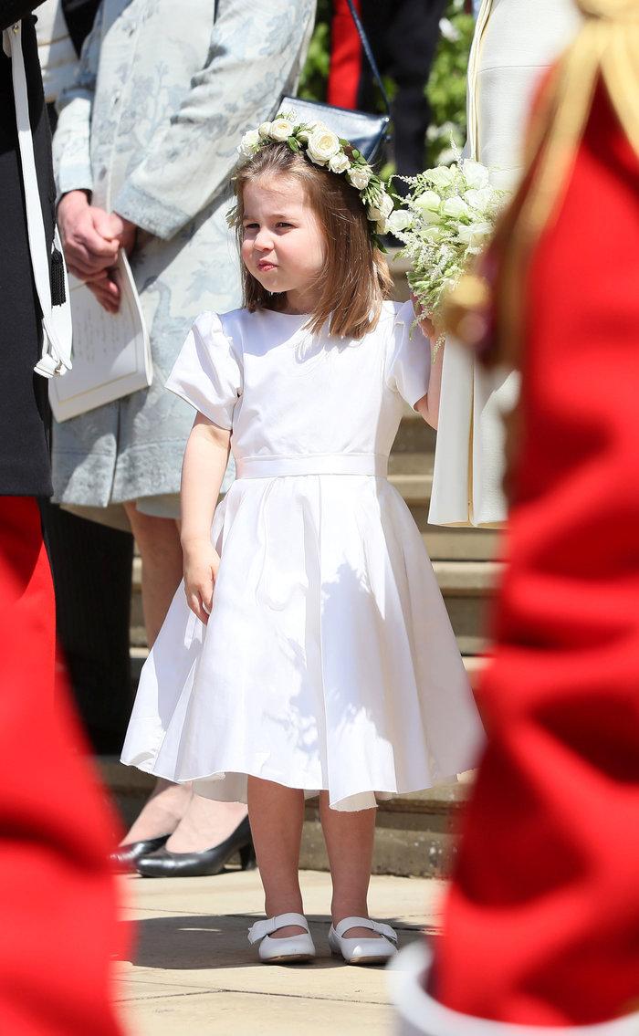 Τζορτζ και Σαρλοτ: Πώς η χαριτωμένη πριγκίπισσα ξετρέλανε και πάλι τα πλήθη - εικόνα 7