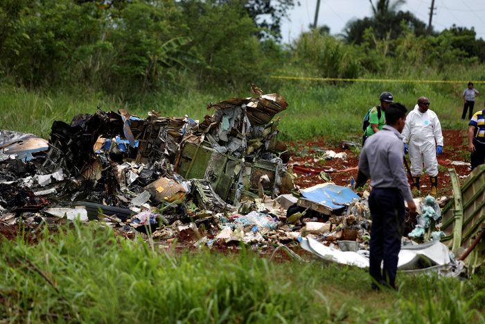 upl5aff3a3ad5e6d - Κούβα: Συντριβή Boeing με πάνω από 100 νεκρούς
