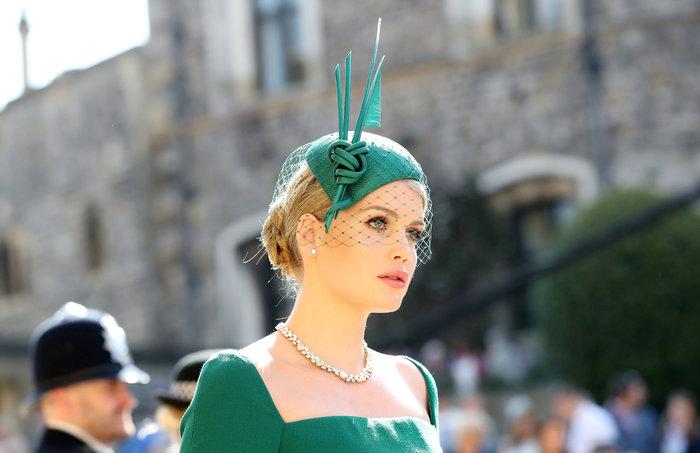 Η λαίδη Κίτι Σπένσερ, ανιψιά της πριγκίπισσας Νταϊάνα