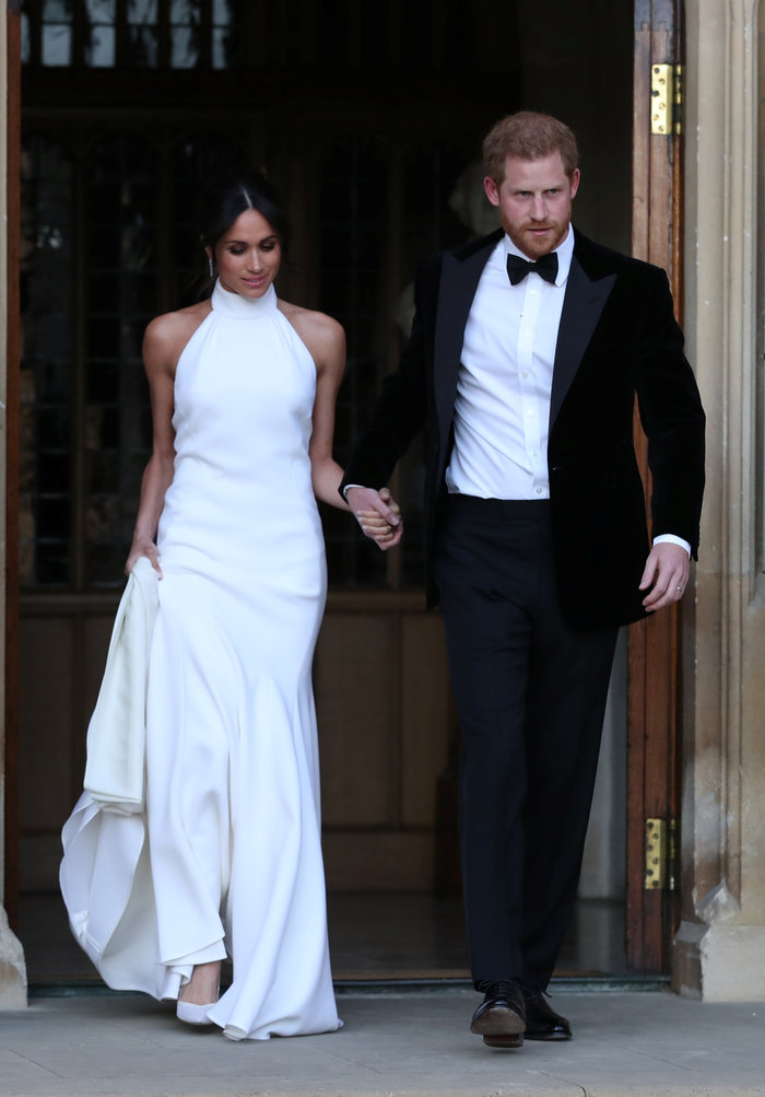 Σταρ του Χόλιγουντ Χάρι και Μέγκαν στη δεύτερη γαμήλια εμφάνισή τους