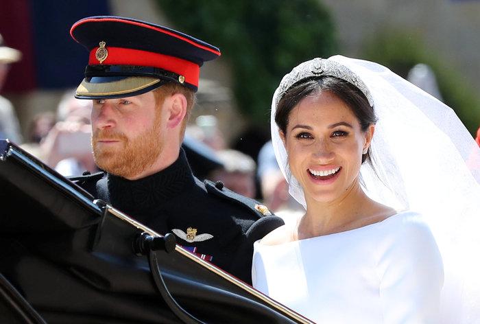 Αστυνομικό μπλόκο σε Αμάλ και Τζορτζ Κλούνεϊ στον βασιλικό γάμο - Τι συνέβη - εικόνα 9
