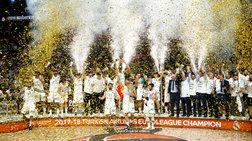 Η Ρεάλ Μαδρίτης πρωταθλήτρια για 10η φορά στην ιστορία