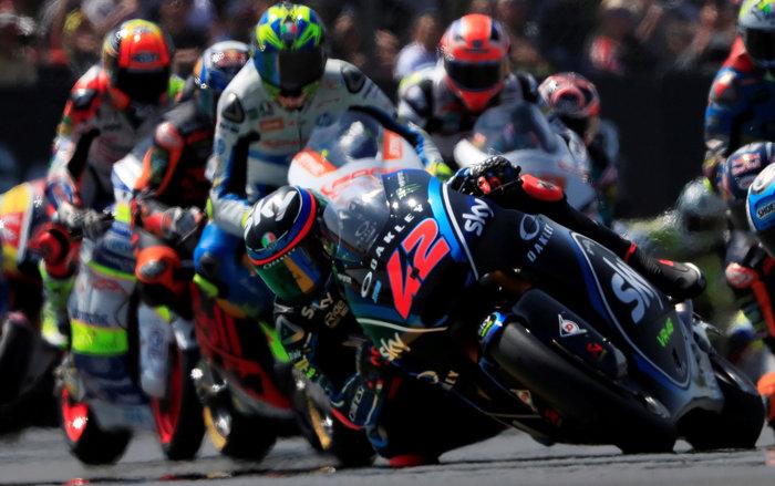 O Mαρκ Μάρκεζ πήρε τη νίκη στο γαλλικό γκραν πρι του MotoGP