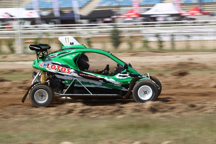 EKO Racing Dirt Games: Επίσημη πρώτη!