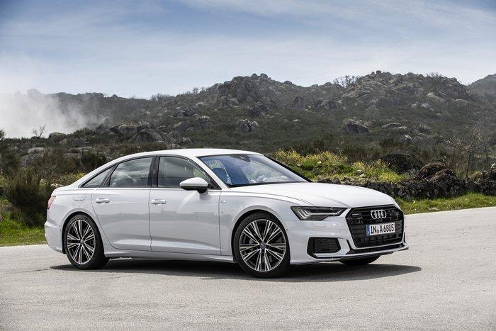 Νέο Audi A6: Με σπορ διαθέσεις και digital άποψη