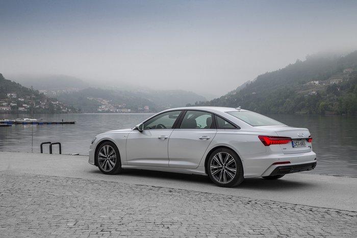 Νέο Audi A6: Με σπορ διαθέσεις και digital άποψη - εικόνα 2